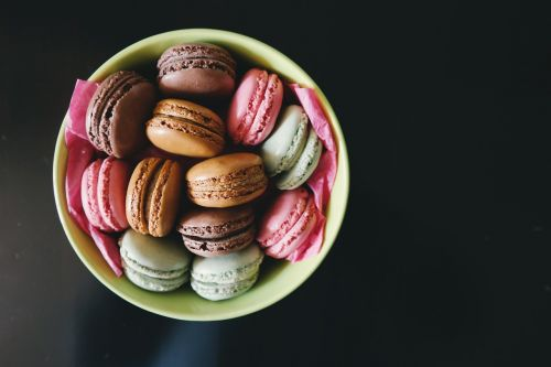 bowl dessert food