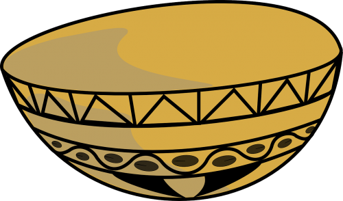 bowl cup calabash