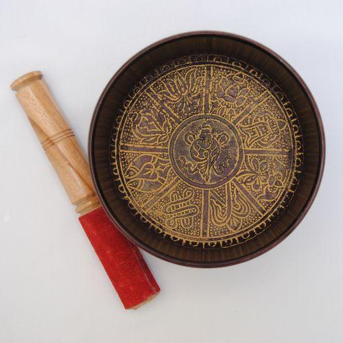 bowl tibetan tibet