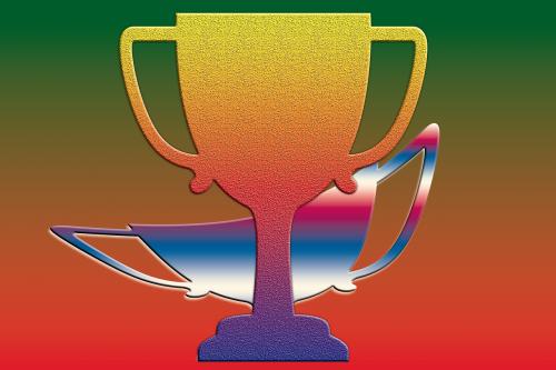 bowl glass prize