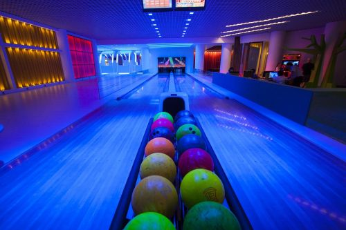 bowling ball sports