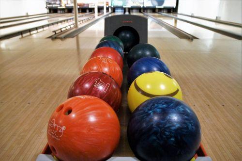 bowling bowling balls sport