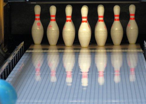 bowling  cone  pin