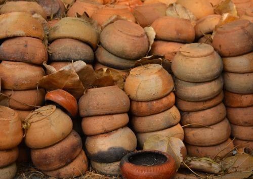 bowls pots ceramic