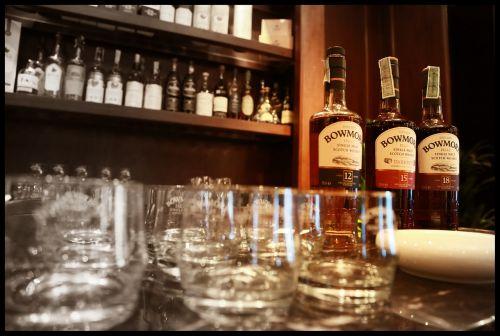bowmore whiskey single malt