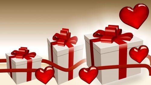 dėžė,dovanos,meilė,Valentino diena,romantiškas,juosta,raudona,atiduoti