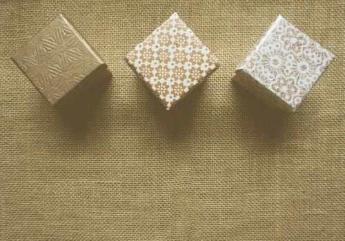 box gift pre