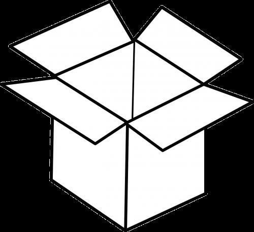 box cardboard box cardboard