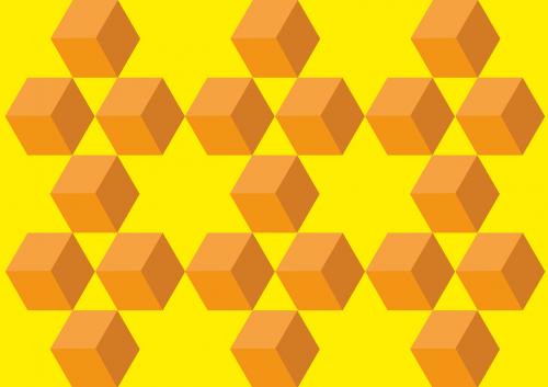box pattern texture