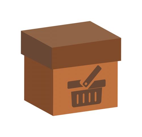 box shopping sale