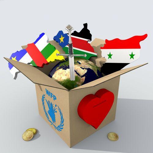 box cardboard world
