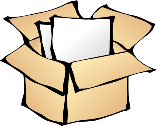 box package cardboard