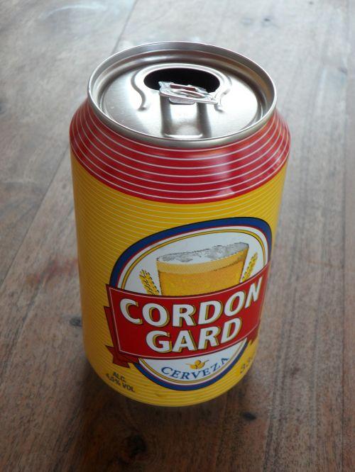 box beer spanish