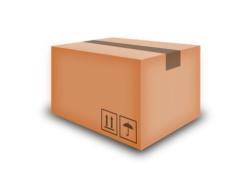 box  cardboard  package