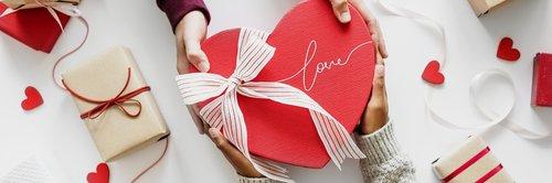 box  celebrating  heart