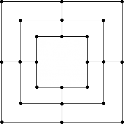 box square target