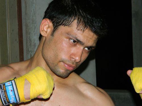 boxer fight sport
