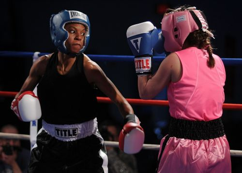 boxers females boxing