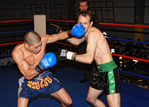 boxing kickboxing muay thai