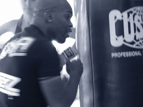 boxing endurance training