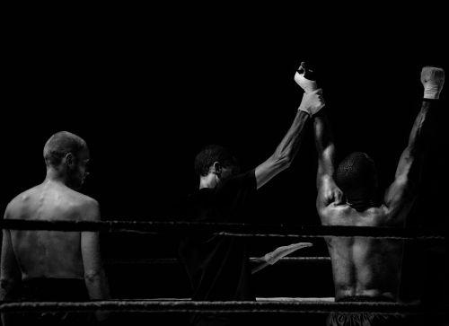 boxing winner looser