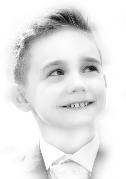 boy first communion child