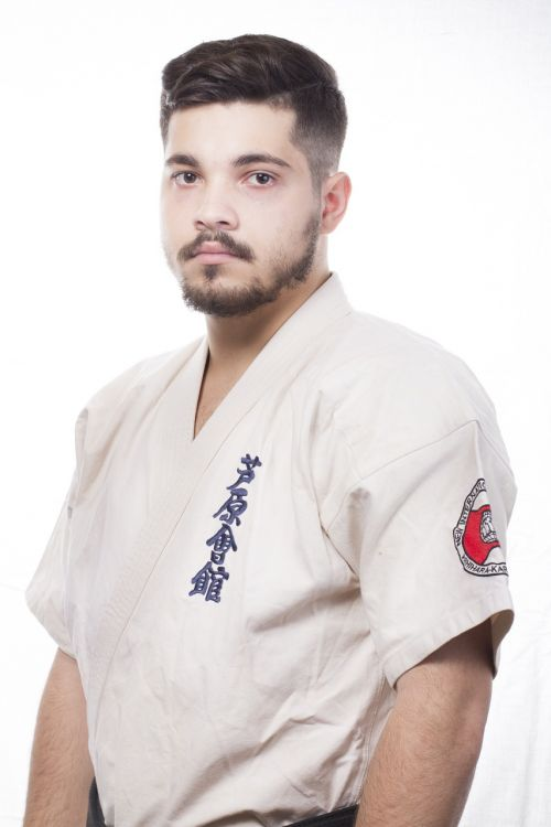 boy karate studio