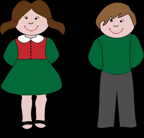 boy cartoon children