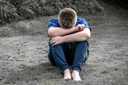 boy child sad