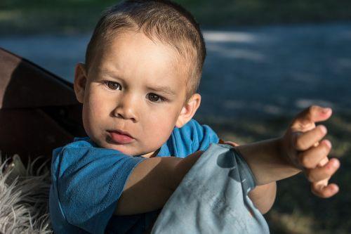 boy portrait young