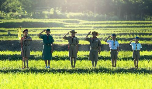 boys scout scouting