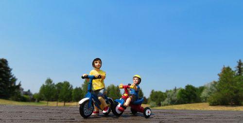 boy bicycle biking