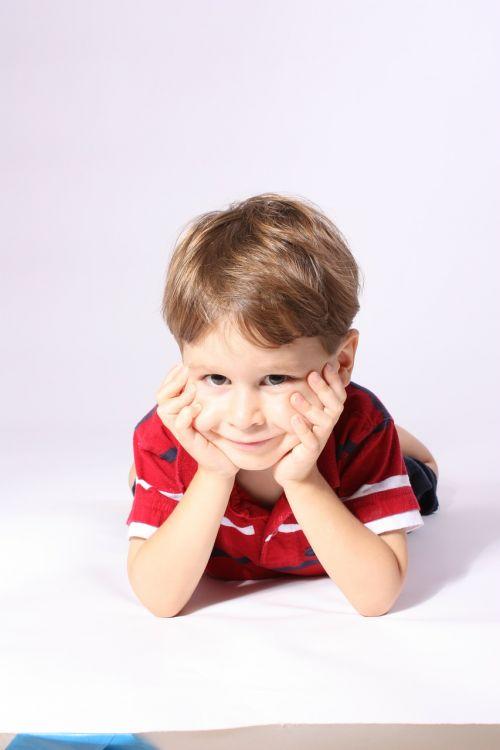 boy smiling child