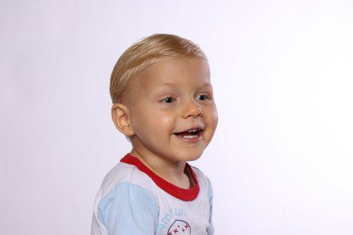 boy school smiling