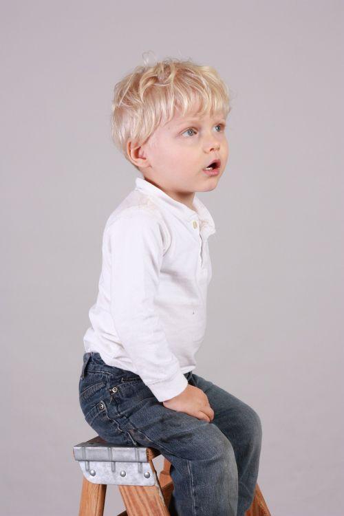 boy portrait child