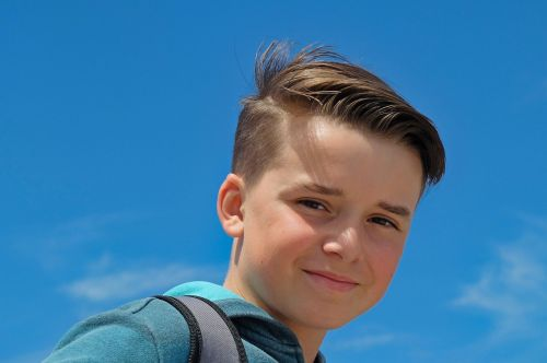 boy child teenager