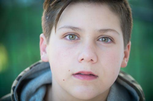 boy adolescent child