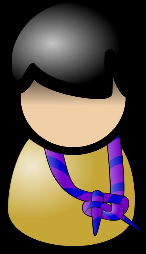 boy male scout