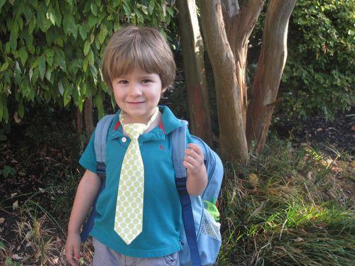 boy preschool school