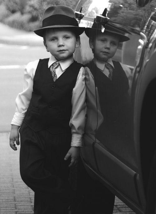 boy styling chic