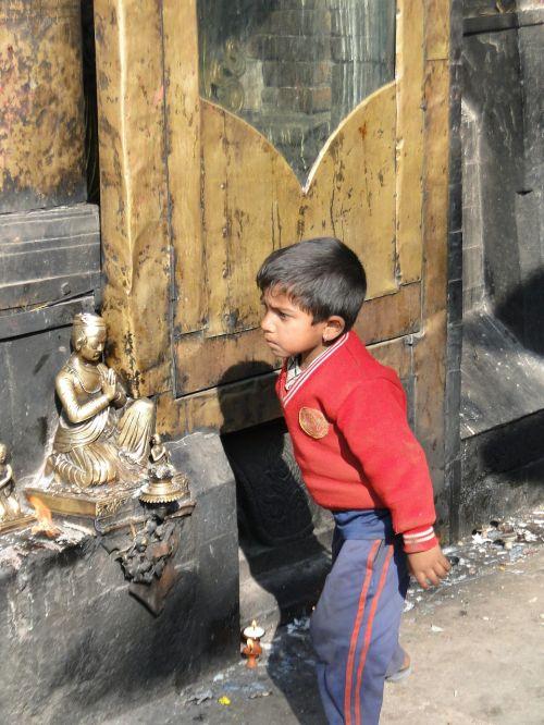 boy kid prayer