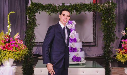 boyfriend hold on wedding