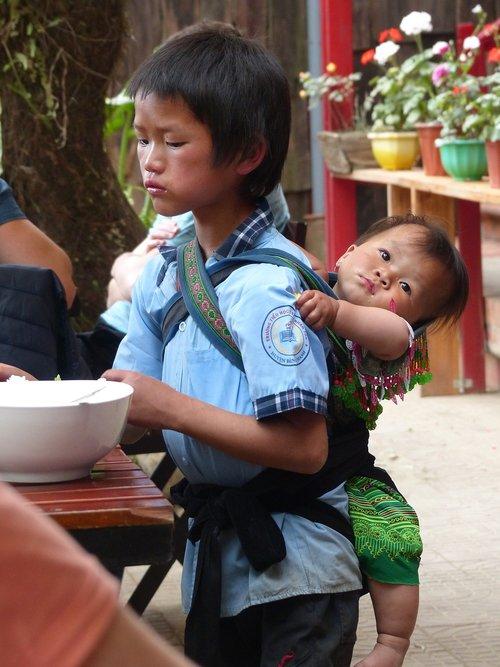 boys  vietnamese  children