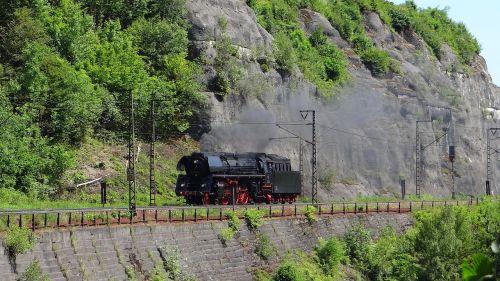 br 01 steam locomotive geislingen-climb