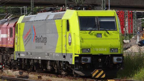 br 119 rhine cargo lokomotoive