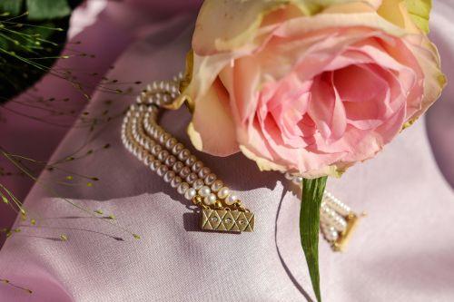bracelet pearl bracelet closure