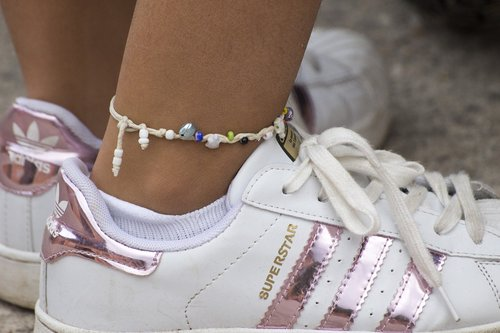 bracelet  foot  ankle