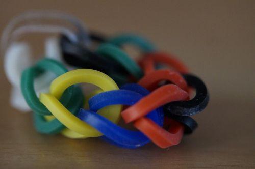 bracelet rubber loom