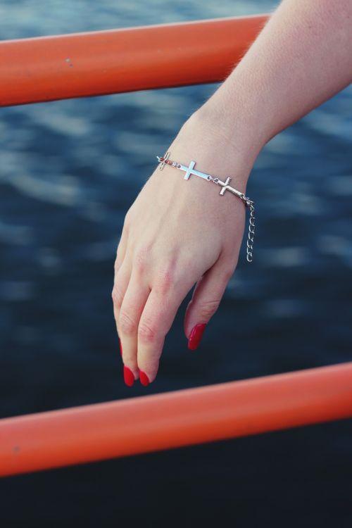 bracelet jewellery hand
