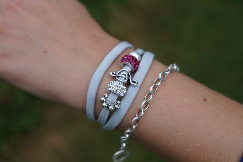 bracelet treble clef jewellery